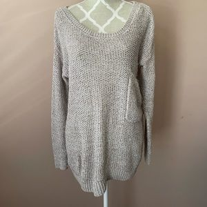 Cozy fall oversized sweater